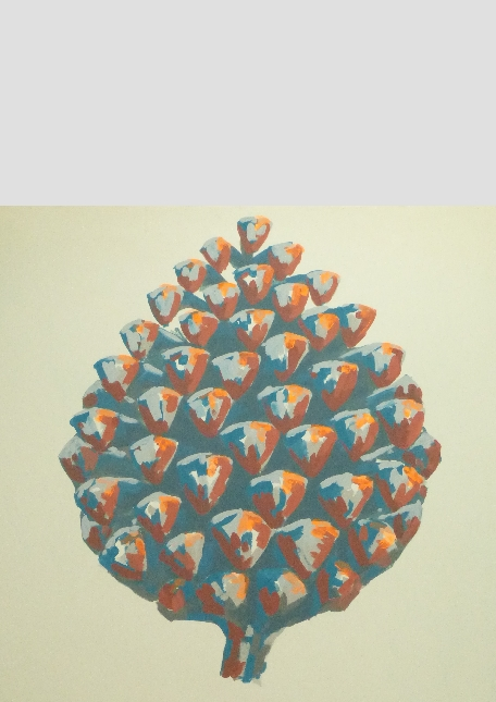 TOIL2003 - toile 100x100 cm